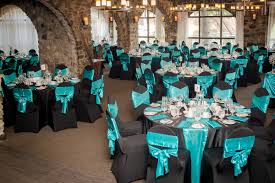Turquoise And White Wedding Decorations Shades Of Blue Wedding Theme Ideas Golden Aisle Weddings Part