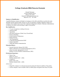 9 College Student Resume Samples Graphic Resume