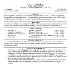Resume Summary. Executive Summary Resume Example Resume Tips For .