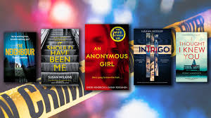 Official Uk Book Sales Chart Best Crime And Thriller Books Of 2019 2020
