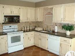 painting oak cabinets whiteHow To Paint Oak Kitchen Cabinets Cream  Nrtradiantcom