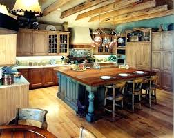rustic french country kitchens. Modren Kitchens Rustic French Country Kitchen Decor  Elegant Black Granite On And Rustic French Country Kitchens R