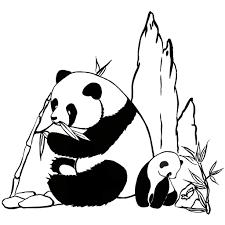 Coloriage Panda Filename Coloring Page Free Printable Orango