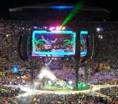 Notre Dame Stadium Seating Chart Garth Brooks Clair Brothers Reinforces Garth Brooks At Notre Dame Stadium