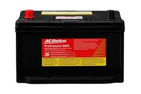 Acdelco Professional Automotive Agm Batteries 88865697