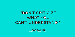 40 Quotes About Being Criticized And How To Handle It It's All You Boo Cool Criticism Quotes