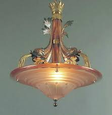 french art deco chandeliers art deco chandeliers by muller degue schneider daum hettier vincent delatte etc