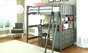 full size bunk bed with desk. Desk Bed Ikea Queen Size Loft With Full Bunk