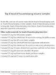 Laundry Attendant Resume Sample