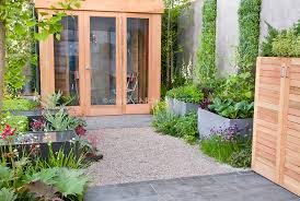 Small Picture Modern small space Vegetable Garden with raised beds patio