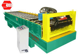 china manufacturer building material tile rolling press cutting machine roof sheet forming machine