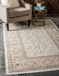indoor area rugs 4 6 unique cream 4 x 6 transitional indoor outdoor rug of
