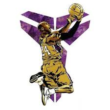 This wallpaper app is for us to always remember kobe and gianna bryant. Nba Legend Kobe Bryant Poster Wallpaper Painting Art Collection Water Resistant Ebay