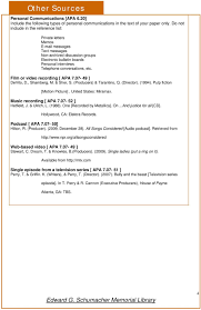 Apa Reference Style Guide Pdf