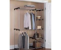wire closet hanging shelves perfect 30 wardrobe clothes hanging rail wire closet shelving pictures