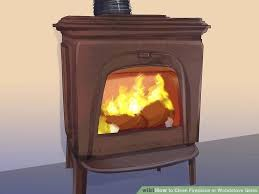 gas wood burning fireplace starter