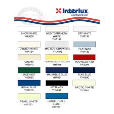 Interlux Paint Chart Interlux Perfection Color Chart Bedowntowndaytona Com