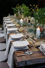 Gorgeous Garden Party with LZF Lamps. Casual Table SettingsSetting  TableDining ...