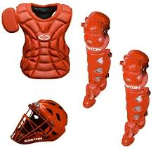 Easton Catchers Gear Size Chart Easton Natural Adult Catchers Set On Sale For 169 99