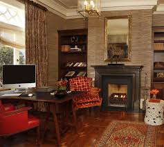 home office wallpaper. Stunning Wallpapers In 20 Home Office And Study Spaces Designer 600x537 Wallpaper