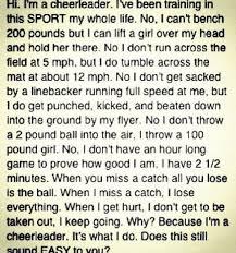 isnt a sport essay cheerleading isnt a sport essay