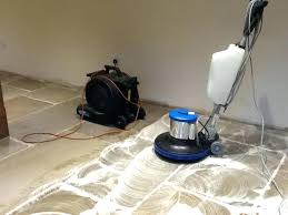 removing dry grout from tile how