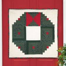 155 best Free Quilt Patterns images on Pinterest | Jellyroll ... & FREE pattern: Holiday Wreath (The Quilter Magazine). Christmas ... Adamdwight.com
