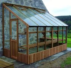 swallow 6 7 x 12 7 dove lean to greenhouse