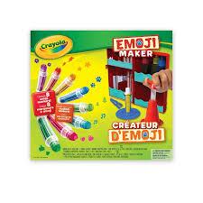 Crayola Emoji Maker Marker Stamper Maker Art Activity And Art Tool Makes A Great Gift
