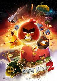 Angry Birds 2 on Behance   Angry birds movie, Angry birds 2016, Angry birds  characters
