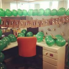 office birthday decoration ideas. military cubicle decoration office birthday ideas