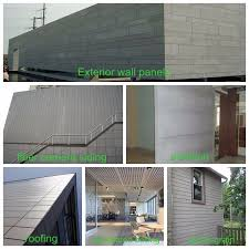 fiber cement exterior. application of fiber cement board exterior b