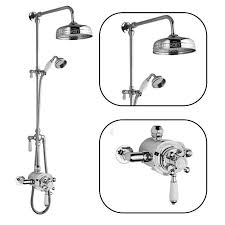 tub faucet with shower diverter new traditional dual exposed thermostatic shower valve with grand rigid of