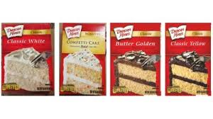 Four Types Of Duncan Hines Cake Mix Recalled Due To Salmonella