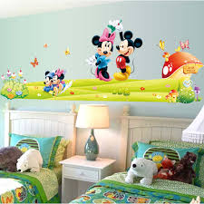 Mickey Mouse Bedroom Popular Mickey Mouse Bedroom Decor Buy Cheap Mickey Mouse Bedroom