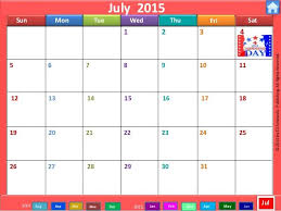 Calendar June July 2015 July 2015 Calendar Canada Get An Exclusive Collection Of July 2015