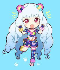 Chibi Lilie | Anime stars, Cute chibi, Chibi
