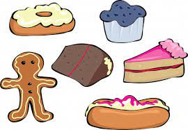 Cakes And Buns Free Stock Photo - Public Domain Pictures