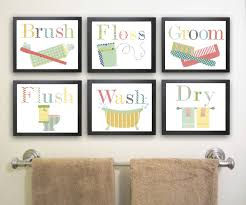 bathroom wall decor pictures. Best Kids Bathroom Wall Decor Pictures E