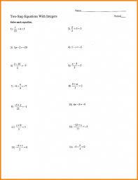kindergarten multi step kindergarten algebra 1 multi step equations worksheets worksheets for all kindergarten multi step