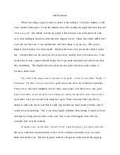 essay self evaluations self assessment essay bartleby