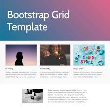 Responsive Web Design Bootstrap Examples Free Bootstrap Template 2019