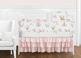 deer fl collection crib bedding