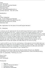 Automobile Mechanic Cover Letter Auto Mechanic Cover Letter Examples Mamiihondenk Org