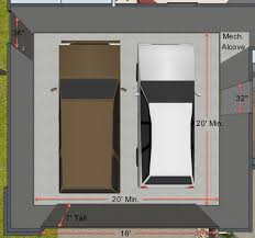 16 ft garage doorKey Measurements For The Perfect Garage  Amarr Garage Doors