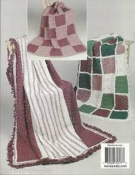MARVEOUS MIX & Match Afghans Darla Sims Crochet Patterns Annie's Attic NEW  - $6.07 | PicClick