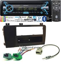sony car stereo radio bluetooth cd player dash install mount kit main image