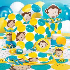 Mod Monkey 1st Birthday Photo : Image