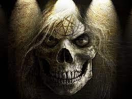 wallpapers: Horror Skull Wallpapers ...
