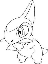 Small Picture Pokemon Coloring Pages for kids Pokemon rayquaza colouring pages